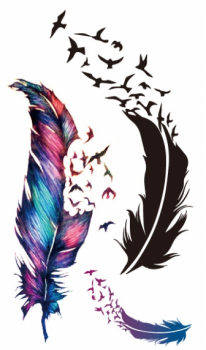 Feather & Birds - Small