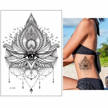 Third Eye Lotus - Large