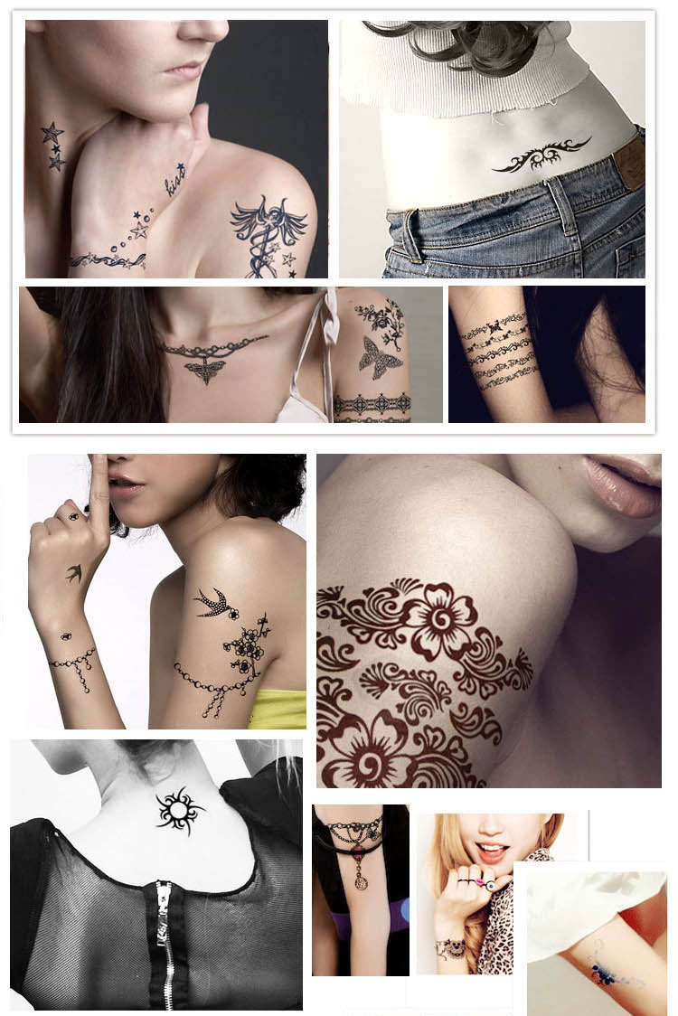 Tattooflashch Jewelry Fashion Tattoos The Sky Is The Limit