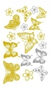 Butterfly - Gold & Silver - Small